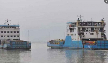 Ferry service on Shimulia-Banglabazar resumes