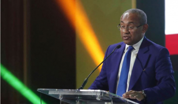African football chief banned for 5 years