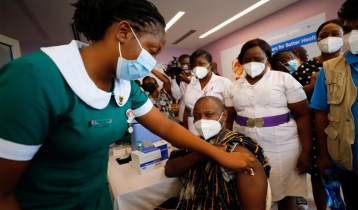 Ghana kicks off coronavirus vaccination campaign with COVAX