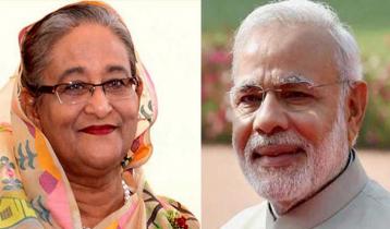 Hasina-Modi virtual meeting begins
