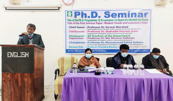IU holds seminar on modern trends