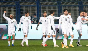 Italy, Belgium reach Nations League finals