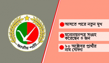 Dhaka-18 by-poll: `Surprise` awaits in JP nomination list