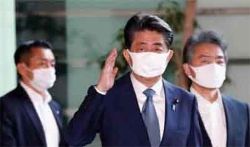 Japan Prime Minister to resign