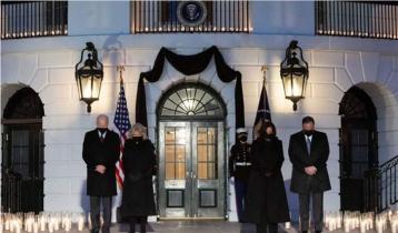 500,000 deaths from Covid-19 a 'heartbreaking milestone': Biden