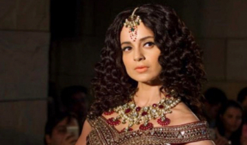 Kangana Ranaut accused of `stealing`