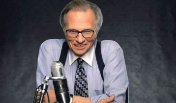 TV legend Larry King dies at 87