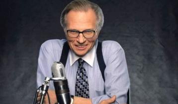 TV legend Larry King dies at 87