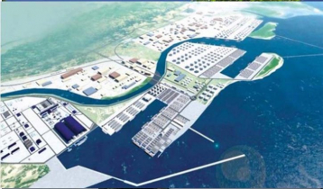 Another deep seaport being built in country