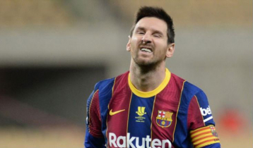 Messi banned for two matches