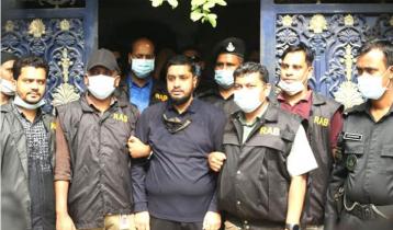 Three cases filed against 'Golden Monir'