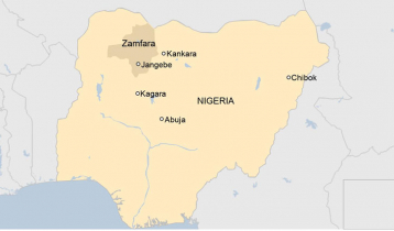 Over 300 schoolgirls go missing in Nigeria