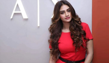 Nusrat Jahan tests Covid-19 positive