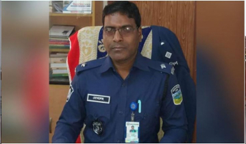 OC withdrawn in Mymensingh for 'taking bribe'