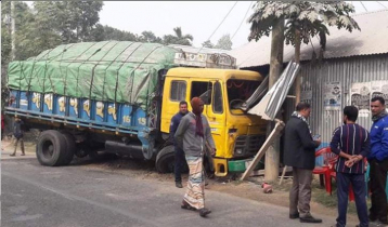 Two killed in Pabna road crash