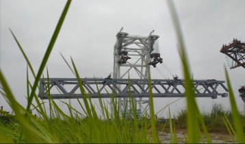 39th span of Padma Bridge to be installed today
