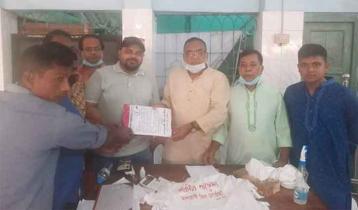 Mashrafe sends Puja gifts