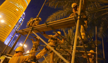 Bangladeshis among 6,500 migrant workers died in Qatar in 10 yrs