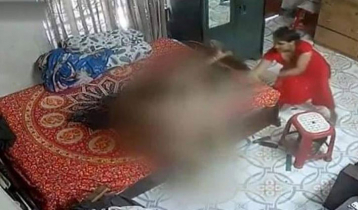 Elderly woman tortured: That housemaid, her husband remanded for 8 days