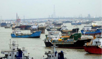 River vessel workers go on indefinite strike in Barishal