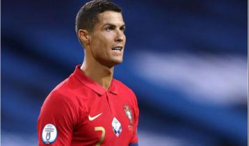 Ronaldo tests coronavirus positive