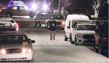 Gunmen shoot dead six people in USA