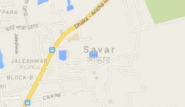 Road accident leaves SI dead