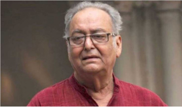 Iconic actor Soumitra Chatterjee dies