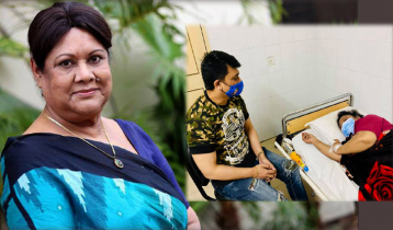 Actress Sujata shifted to cabin from CCU