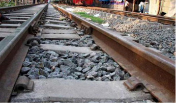 Elderly man crushed under train wheels