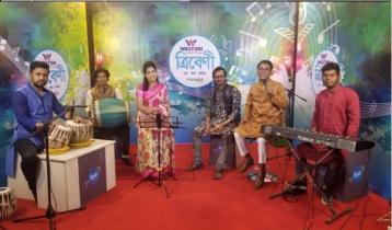 Diti Sarkar to join 'Tribeni' show tonight