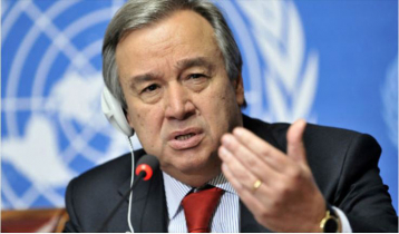 UN chief calls for international cooperation