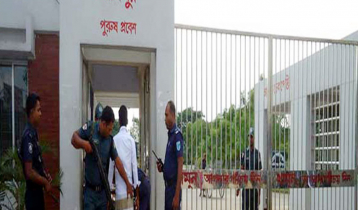 Prisoner dies in Kashimpur jail