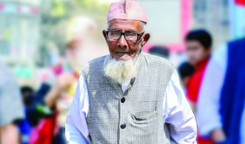 Language movement veteran Ali Taher Majumder no more