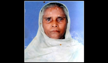 Pabna's sole female freedom fighter Bhanu Nesa no more