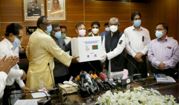 Taiwan provides medical items to Bangladesh through Walton