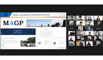 Int'l webinar held on 'Media Perspective on COVID-19 and Social Change'