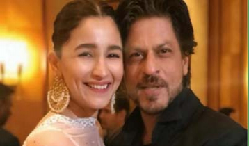 Alia Bhatt to star in Shah Rukh's movie