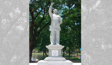 Movement against Bangabandhu's sculpture: What are they saying?