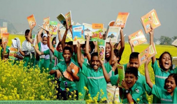 'New books will be distributed from January 1 to 12'