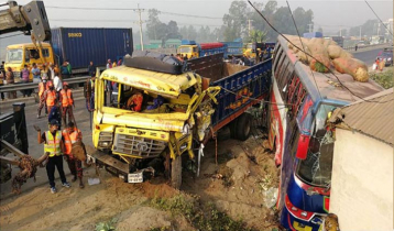 6 killed in Tangail road accident