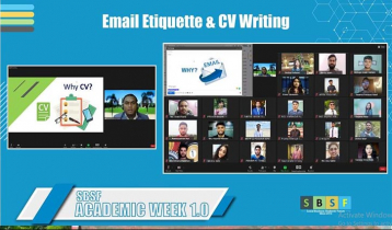 CV writing program held at Daffodil