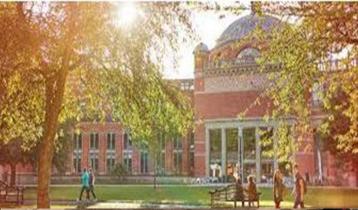 Birmingham's Commonwealth scholarship