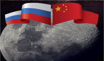 Russia, China to build lunar station together