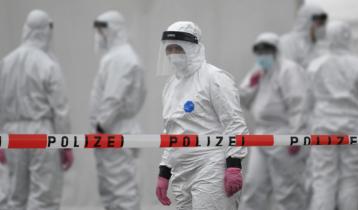 Number of Germany's coronavirus cases surpasses 1 million