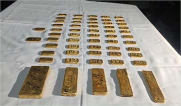 9kg gold recovered in Jashore