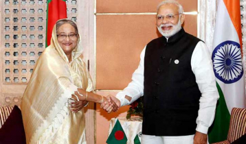 Hasina-Modi talks in December