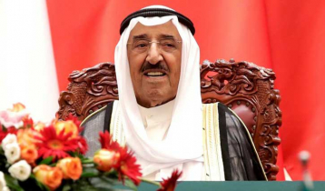 Kuwait Emir's death: State mourning in Bangladesh Thursday
