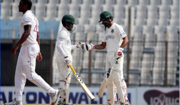 Bangladesh lose four wickets