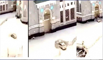 Car rams into gate of Masjid al-Haram, driver arrested